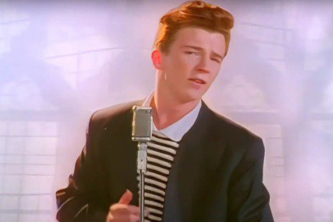 Never Gonna Give You Up。也因為此曲的不斷重新爆紅,200...