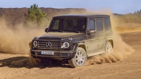 硬漢G-Class電動化 Mercedes-Benz EQG純電概念車將於慕尼黑車展登場