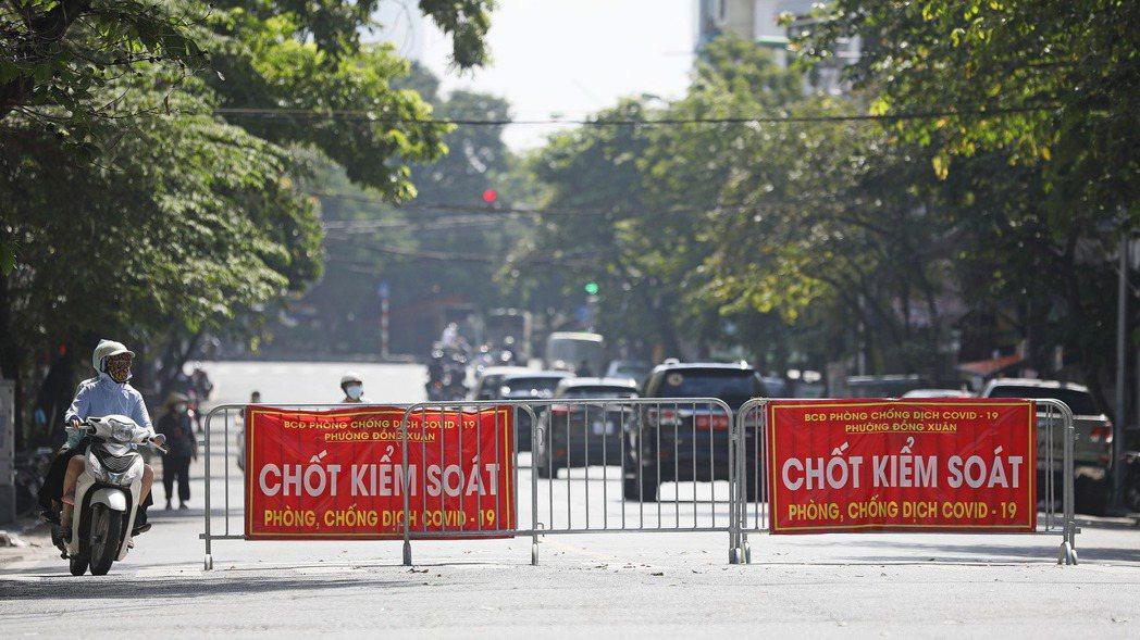 越南新冠肺炎疫情嚴峻,台塑河靜大鋼廠在今(2)日起的越南國慶連續假日前超前部署,...