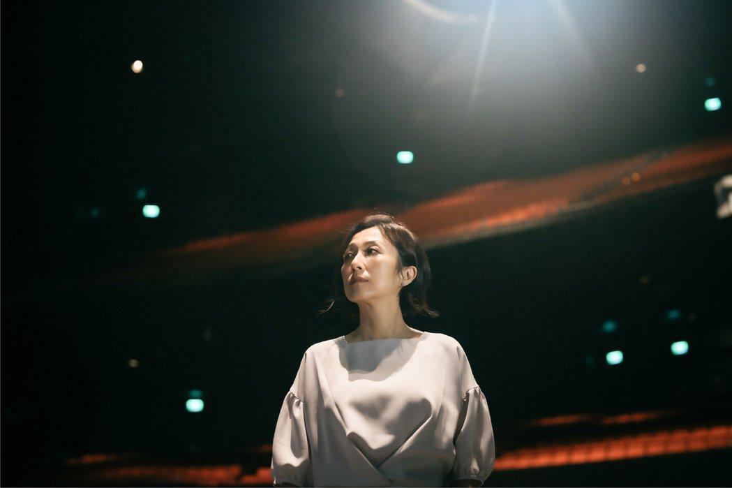 黃韻玲將在金曲獎上引領世代向羅大佑致敬。圖/「VERSE提供、汪正翔攝影