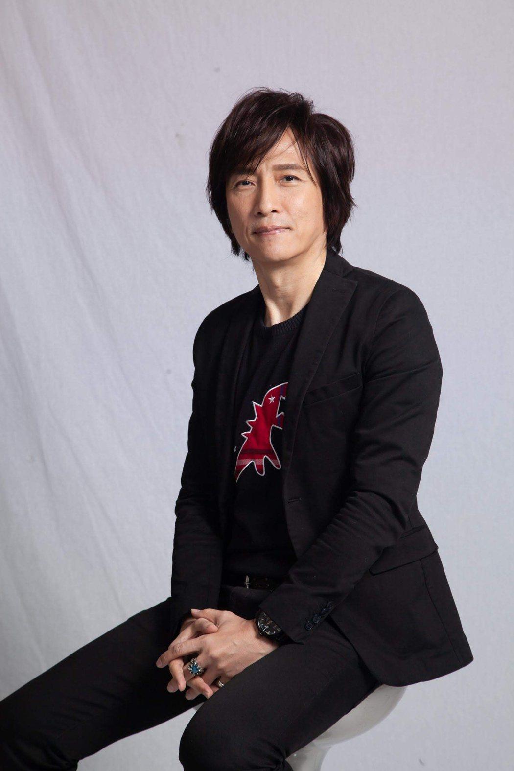 知名音樂製作人薛忠銘曾擔任不少天王天后專輯製作。圖/薛忠銘提供