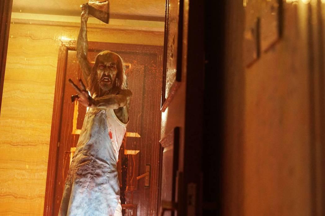 「鬼同你住」9月17日將在台上映。圖/CATCHPLAY提供