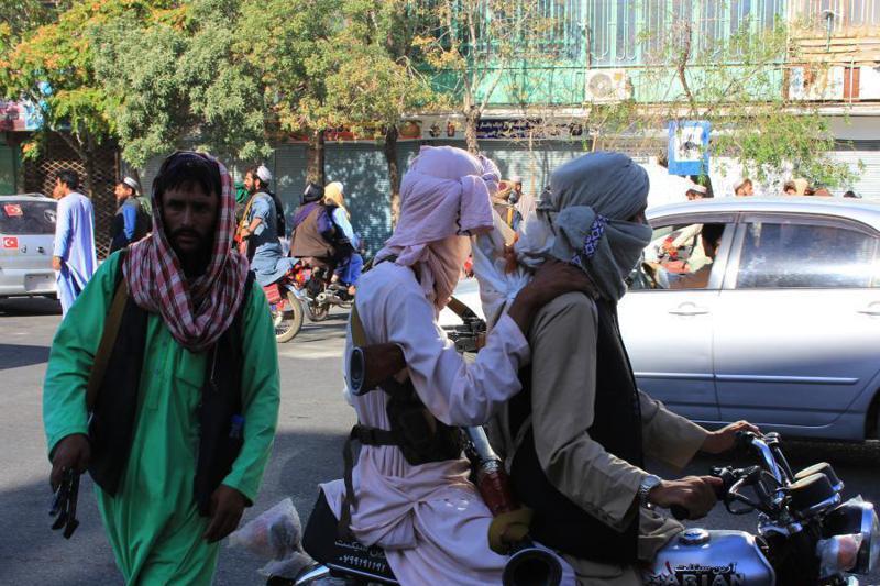 阿富汗激進組織「神學士」奪得當地政權,阿富汗一夕變天,但仍有大陸商人不打算從阿富汗離開。圖/取自新華網