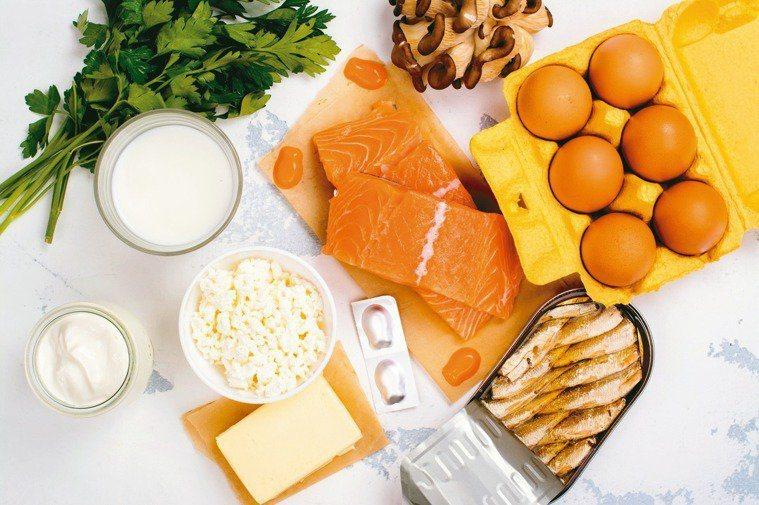 飲食應著重優質蛋白質攝取,才能維持肌肉量。 圖/123RF