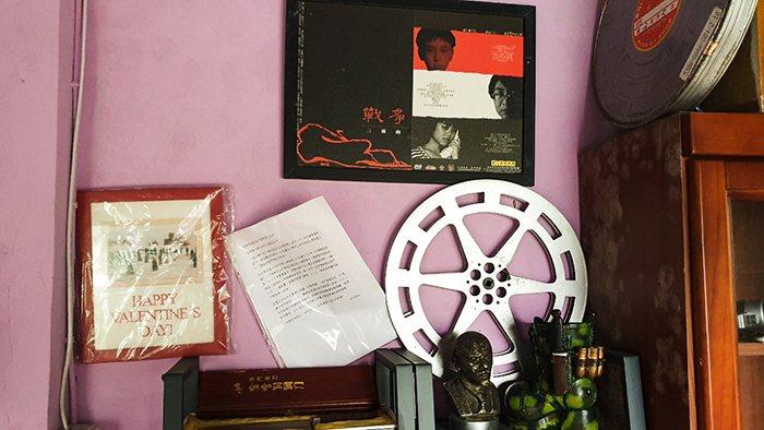 董振良導演對故鄉金門的依戀及對電影永恆的愛。 圖/104職場力資料照片
