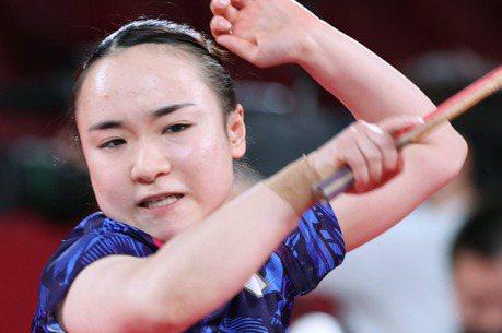 桌球/東奧發言被出征 伊藤美誠名字早遭對岸企業註冊商標