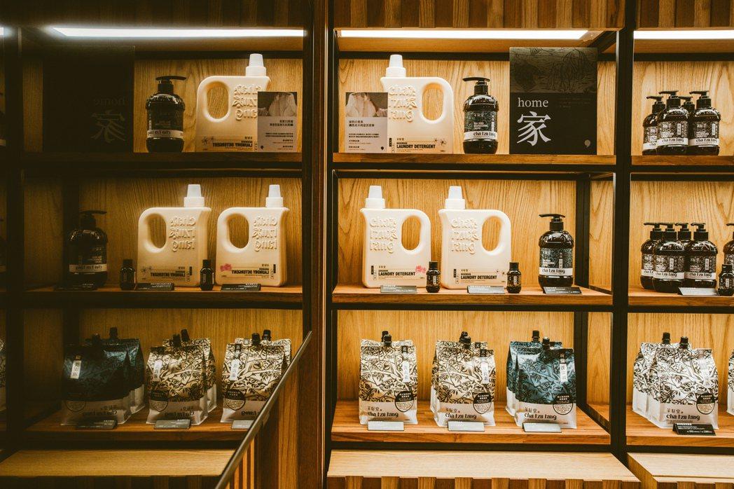 「茶籽堂」發展至今,已可靠自家通路銷售產品,並持續在永續議題上努力。照片提供/茶...
