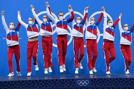 戰鬥民族夠大膽!3屆奧運水上芭蕾金牌揭秘:賽前做愛做的事