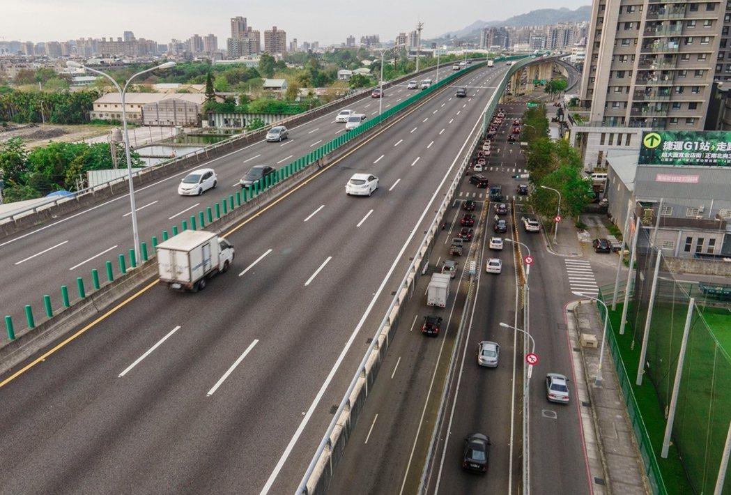 74號道是大台中重要交通軸線,引領城市通勤動能。(圖/業者提供)