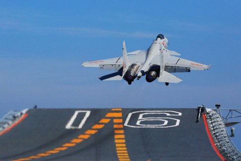 解放軍不斷增加的航母群:中共003型航空母艦之未來發展