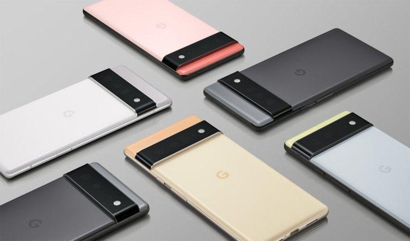 Google未來秋季發表會發表的Google Pixel 6及Pixel 6 Pro將不再隨手機附送充電頭。圖/Google提供
