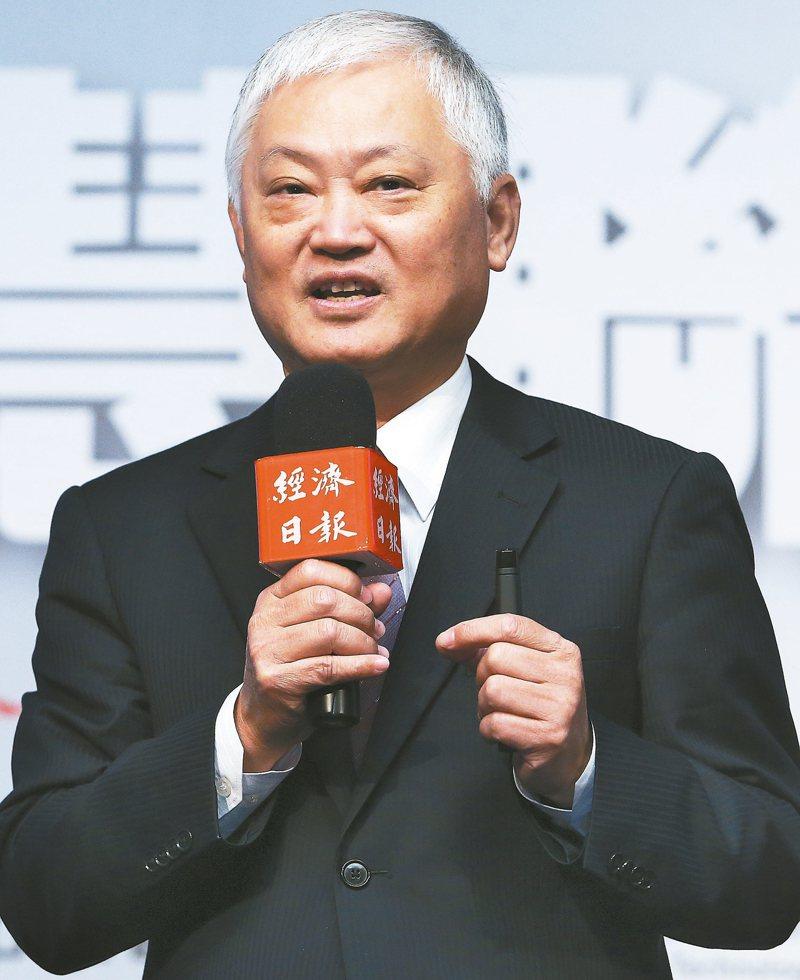 研華執行董事何春盛(聯合報系資料庫)