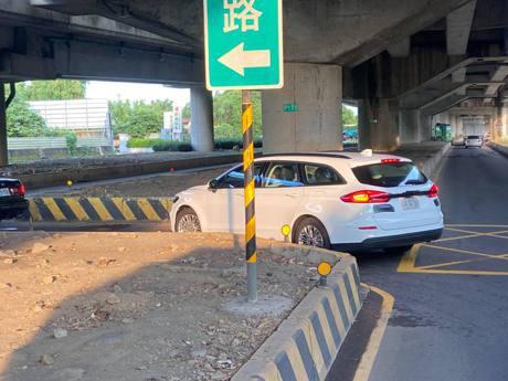 不只柴油動力? Ford Mondeo Wagon Hybrid仍在台灣道路測試中