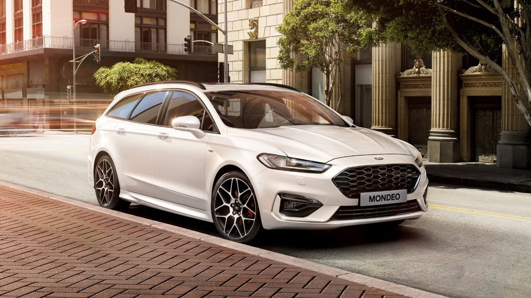 Ford Mondeo Wagon ST-Line。 圖/Ford提供