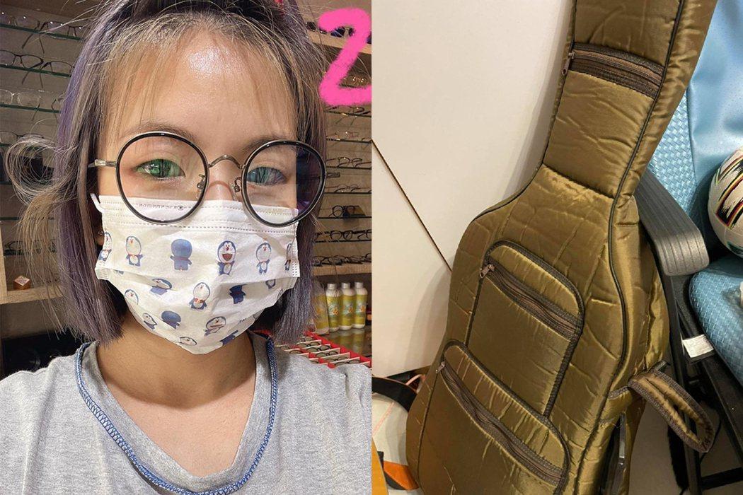 萁萁心疼8歲兒子遭老師批評。 圖/擷自萁萁的黃三寶臉書。
