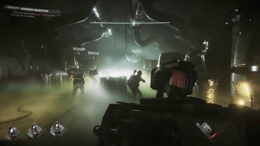 《GTFO》對小隊指揮和配合能力要求比較高