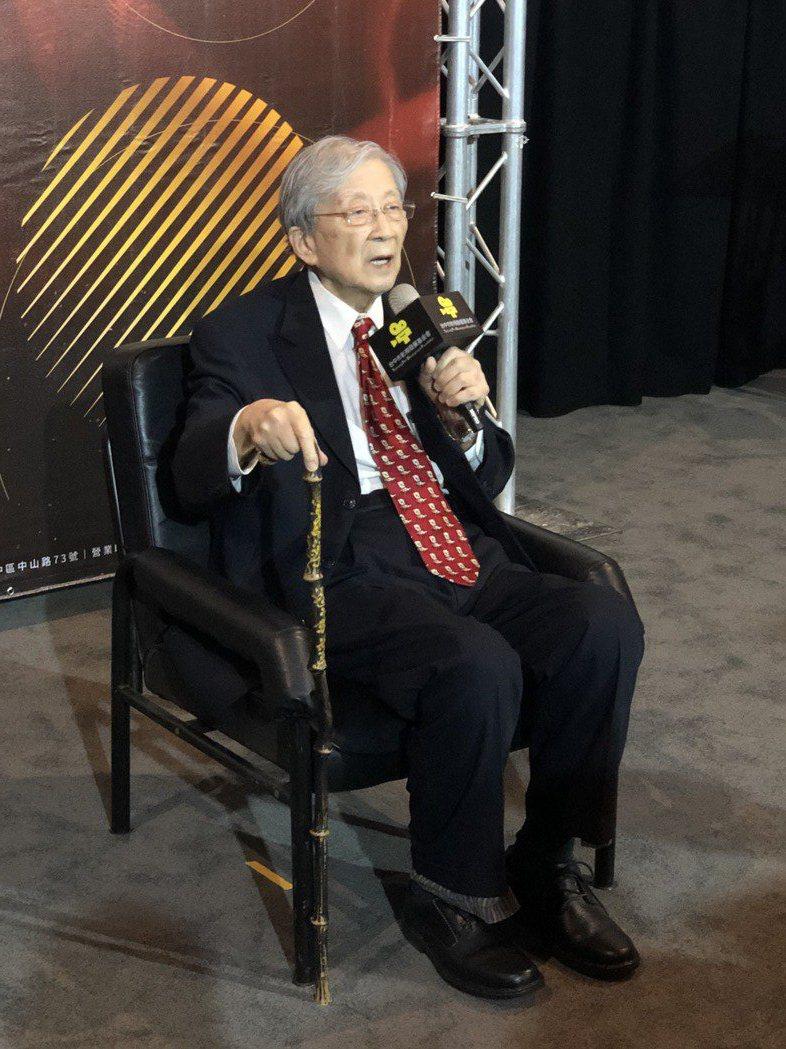 李行導演離世,享耆壽九十一歲。圖/臺中市影視發展基金會提供