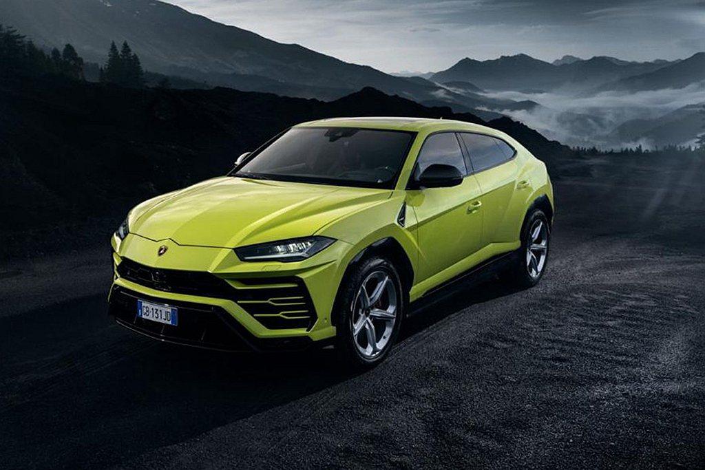 Lamborghini於2021年1-6月在全球各市場共銷售4,852輛新車,銷...