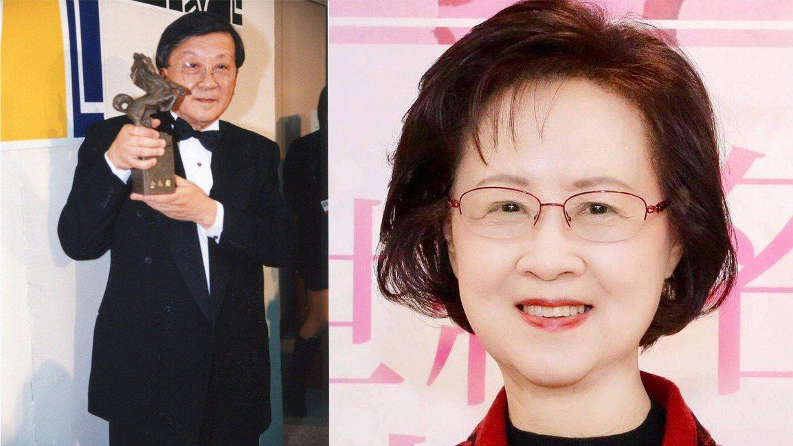 李行是最會拍瓊瑤電影的導演。圖/金馬獎執委會提供、摘自臉書