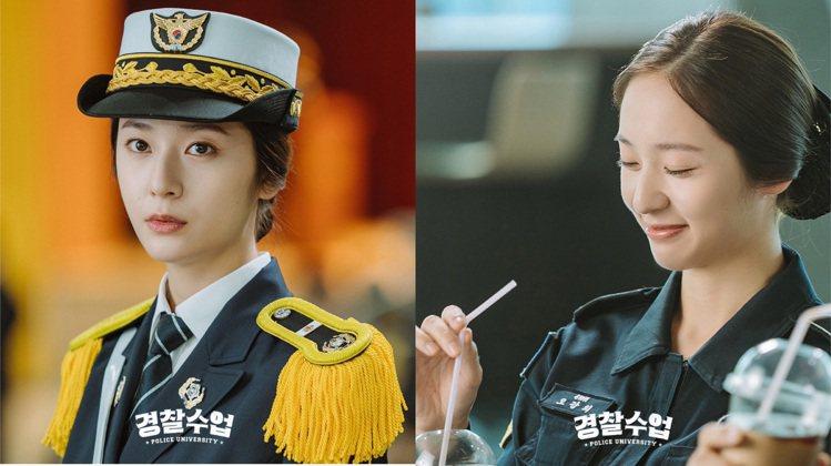 車太鉉表示Krystal在《警察課程》的演出讓他想起當年的全智賢。圖/取自KBS...