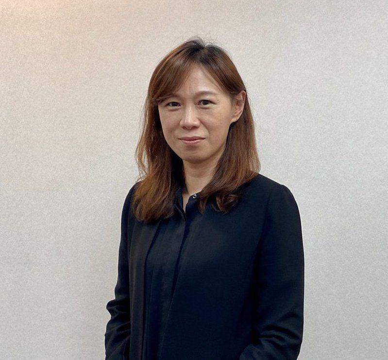 綠界科技董事長林雪慧。記者康陳剛/攝影