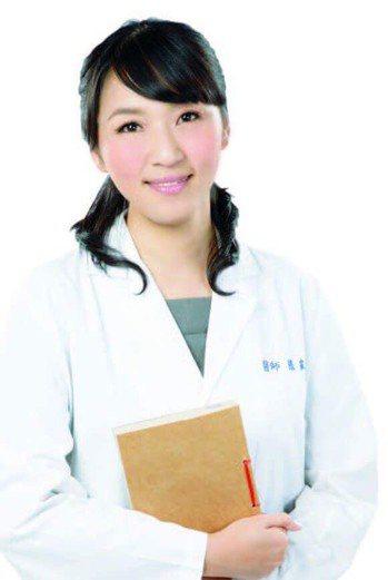 康華中醫診所院長張家蓓 圖/張家蓓 提供