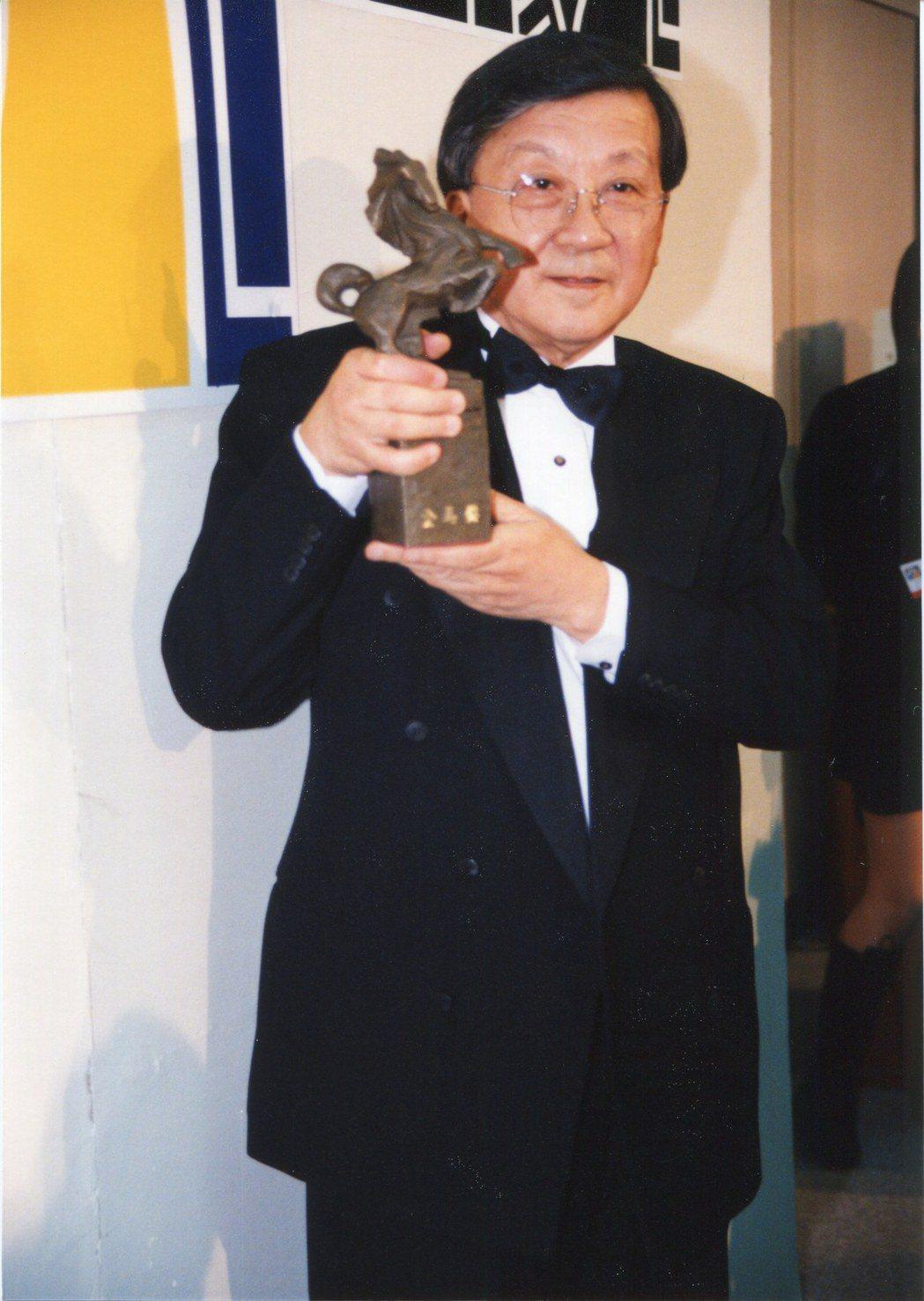 李行是最會拍瓊瑤電影的導演。圖/金馬獎執委會提供