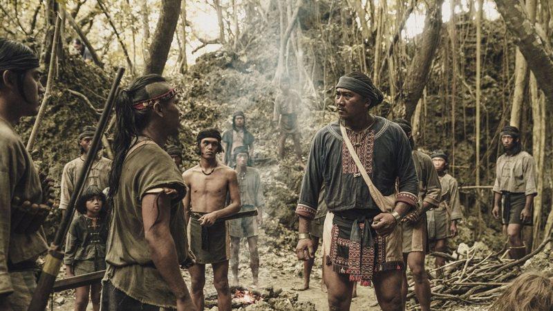 公視歷史劇「斯卡羅」火紅,「斯卡羅」部族究竟屬什麼人也眾說紛紜。圖為「斯卡羅」劇照。圖/公視提供