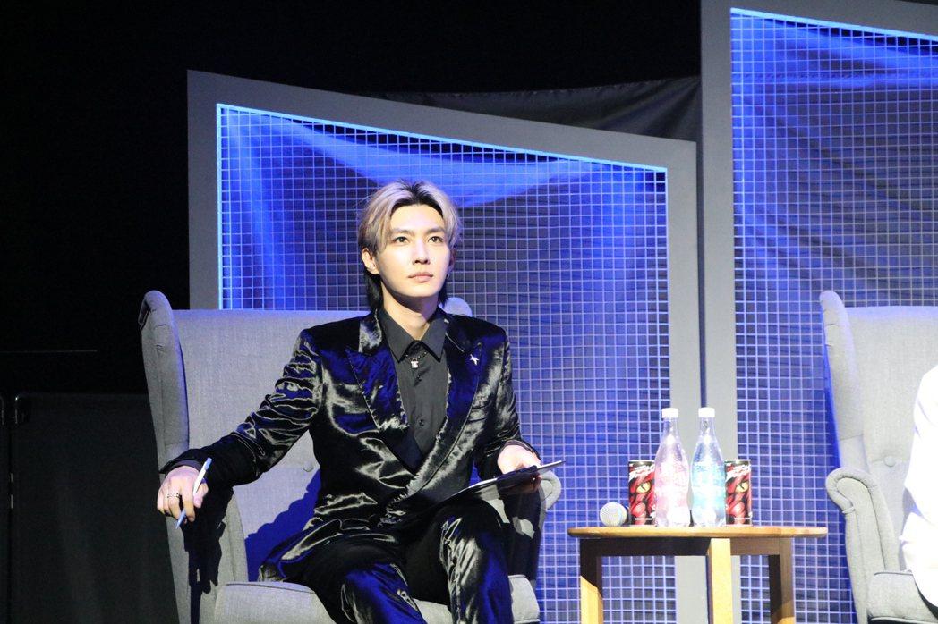 炎亞綸將成為新生代男團推手。圖/火星多媒體有限公司提供