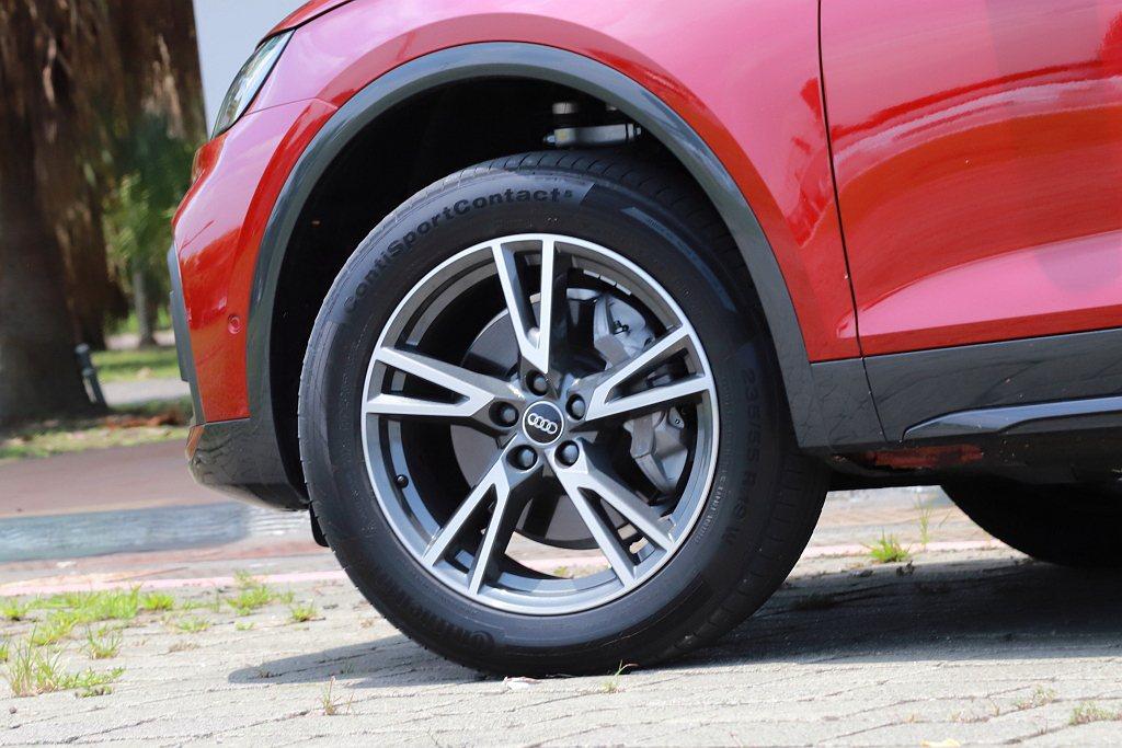 Audi Q5 Sportback 45 TFSI quattro advanc...