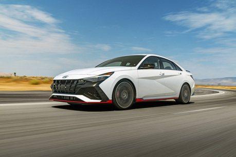 進軍平價性能房車市場 全新美規Hyundai Elantra N正式發表!