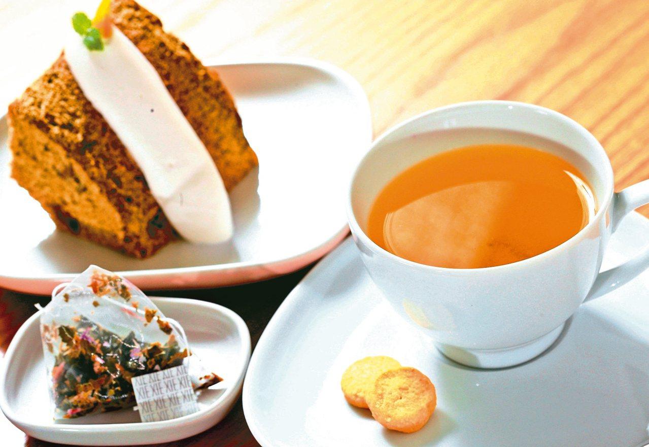 下午茶是品味生活的優雅方式。本報資料照片