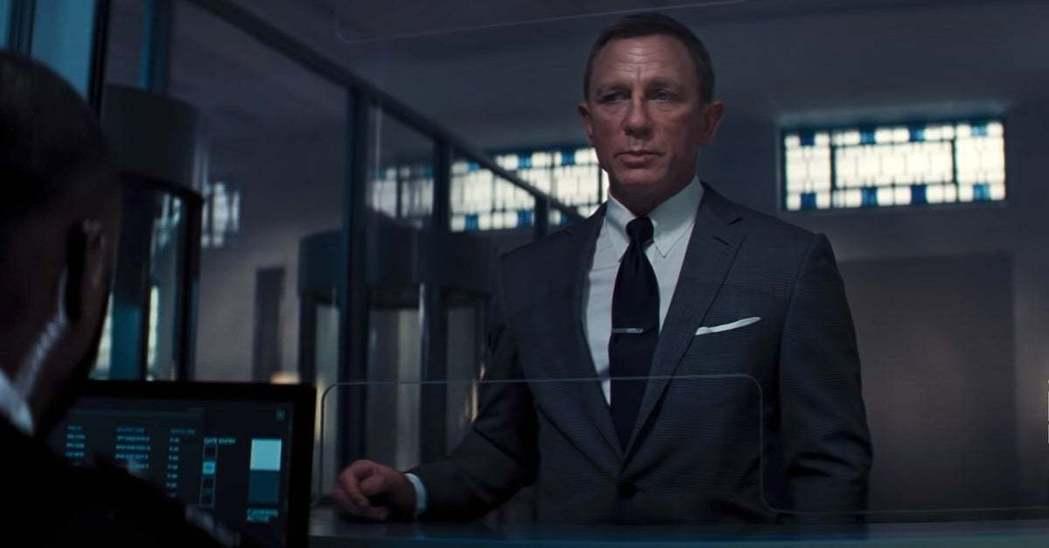 「007 生死交戰」因新冠肺炎影響,檔期一再更動。圖/摘自Twitter