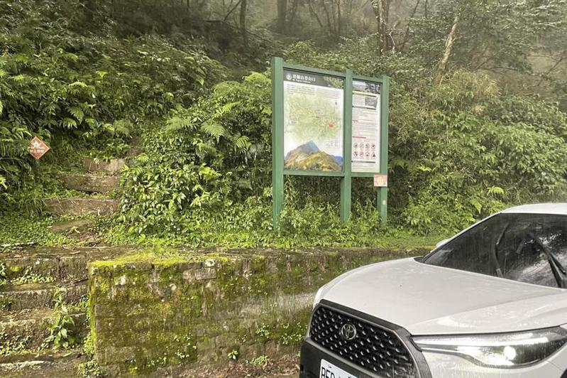 南橫公路著名百岳塔關山登山口,是許多山友的攻頂目標,卻因為道路封閉12年無法前往攀登。記者劉學聖/攝影