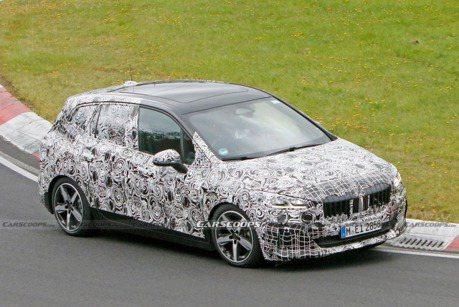 我沒有要停產啦! 大改款BMW 2 Series Active Tourer預約慕尼黑車展登場