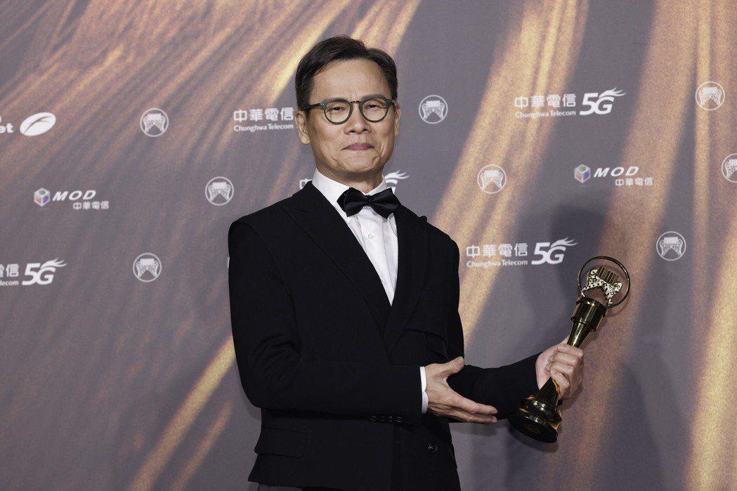第32屆金曲獎特別貢獻獎由羅大佑獲得。記者李政龍/攝影