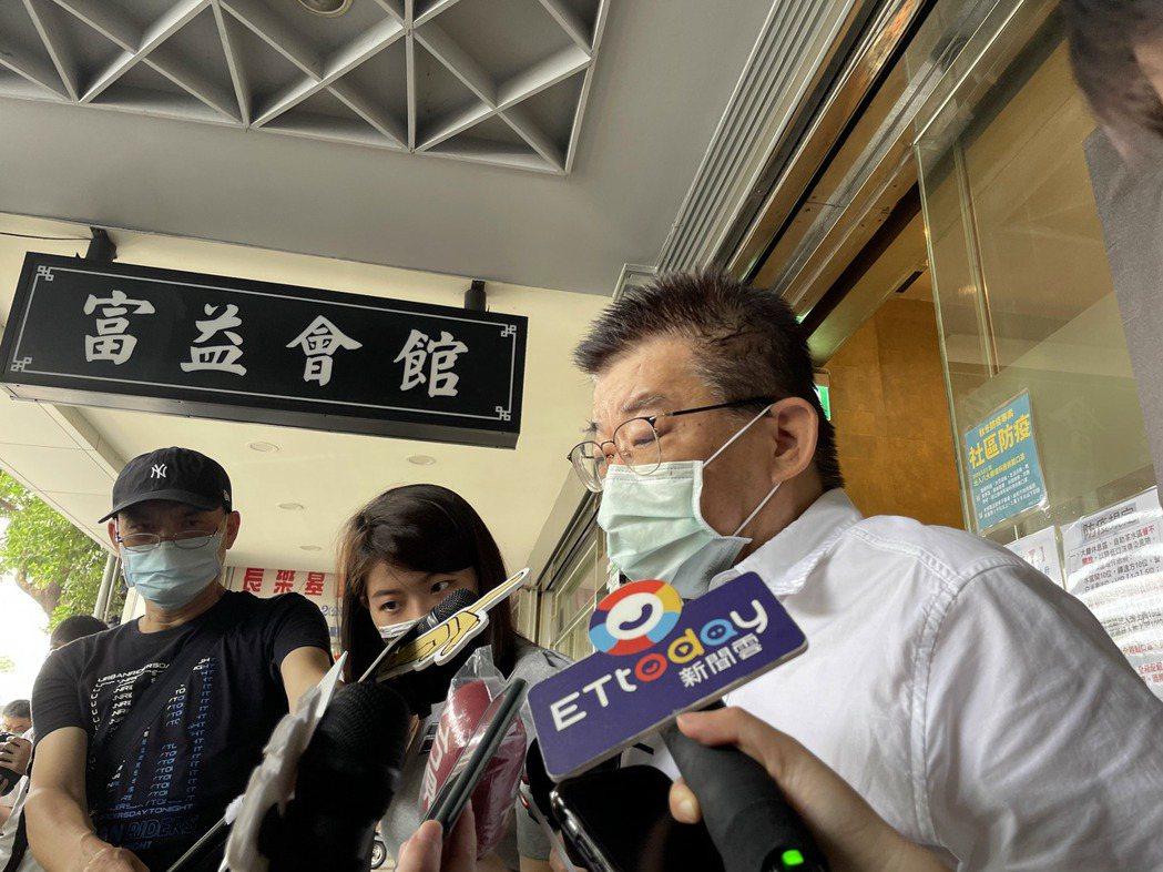導演李祐寧懷念昔日在李行影片擔任助理的時光。圖/記者蘇詠智攝影