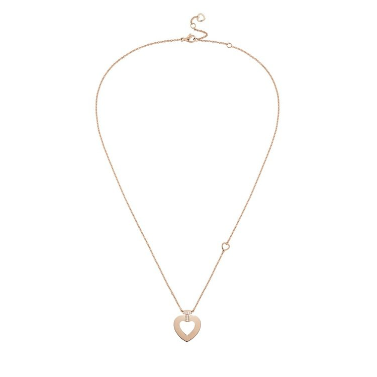 PRETTY WOMAN Fine Jewellery 18K玫瑰金鑽石中號款項...