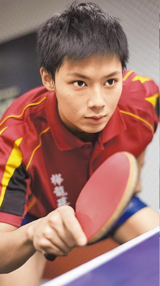 羅子惟曾任桌球教練。圖/民視提供