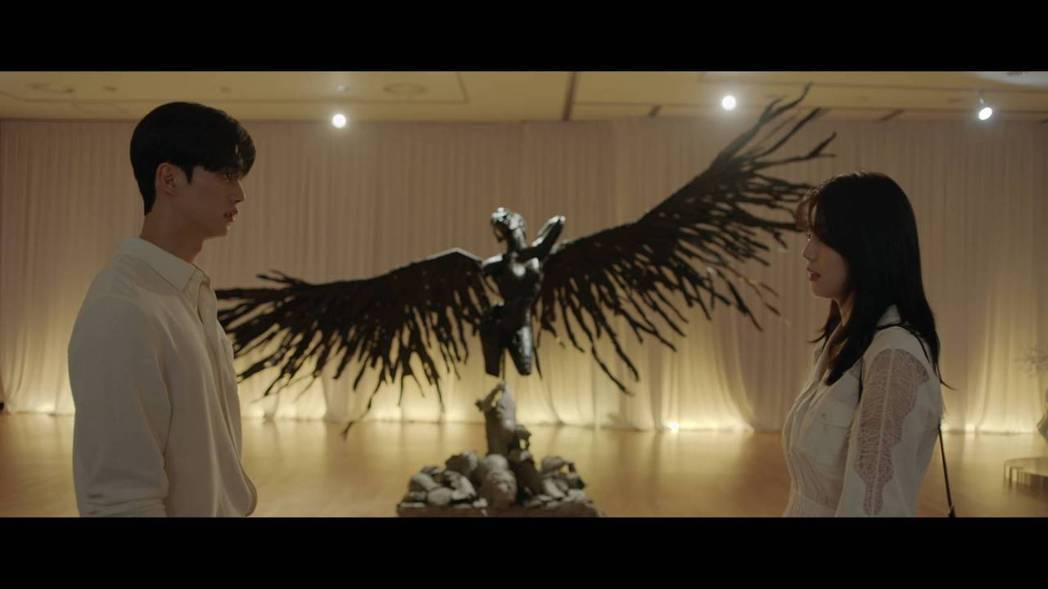 韓素希與宋江終於確認彼此心意。圖/翻攝自Netflix