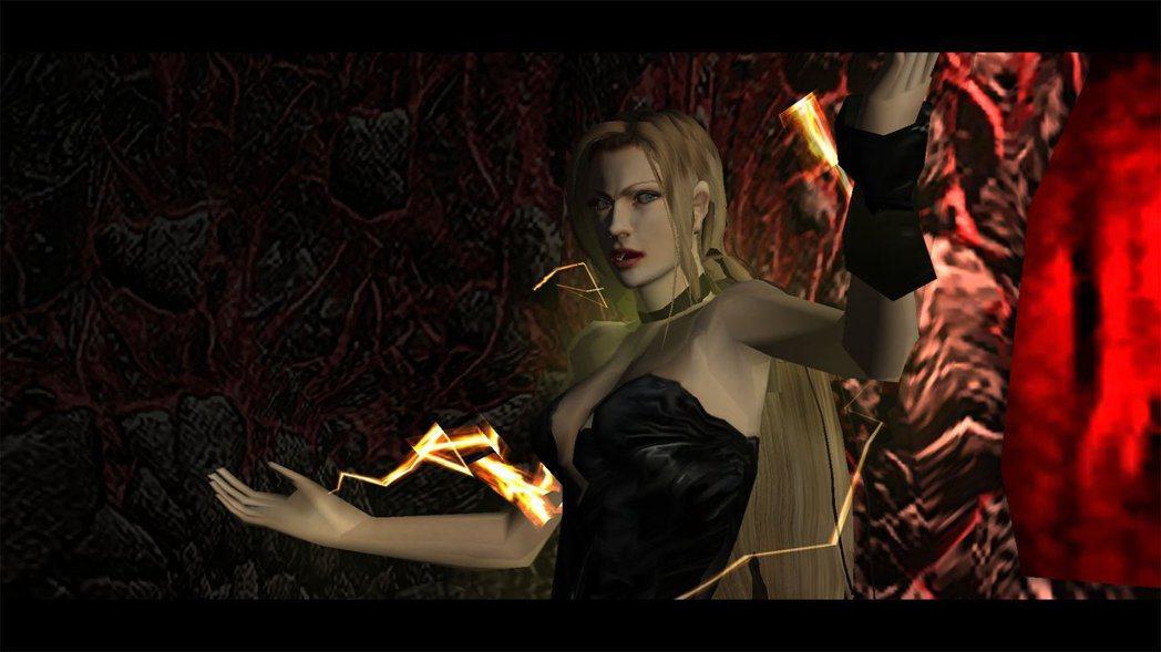 性感美女夥伴翠許(Trish)也是從一代就登場的人物,其性感形象當時讓許多玩家眼...