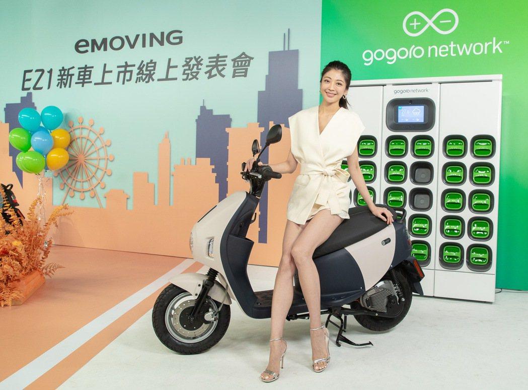 eMOVING深耕台灣電動機車市場,充換電並行,根據不同車型分別提供不同的能源補...