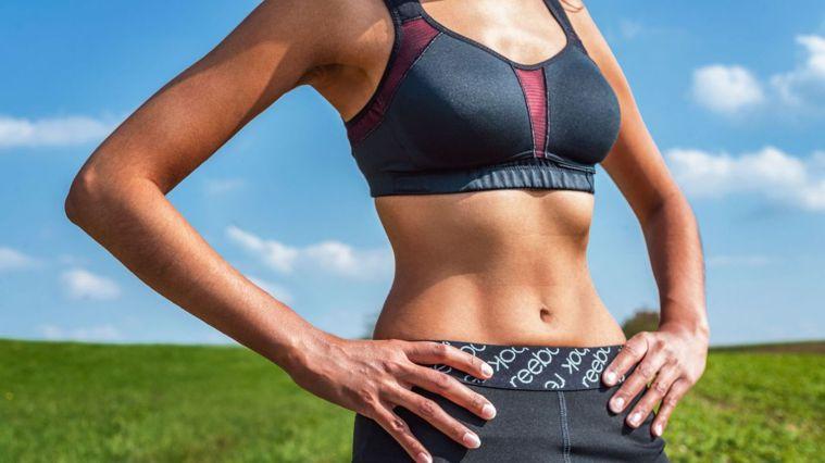 600下腹肌運動挑戰,讓你迅速飆汗,並且精準訓練到核心肌群。圖/Canva
