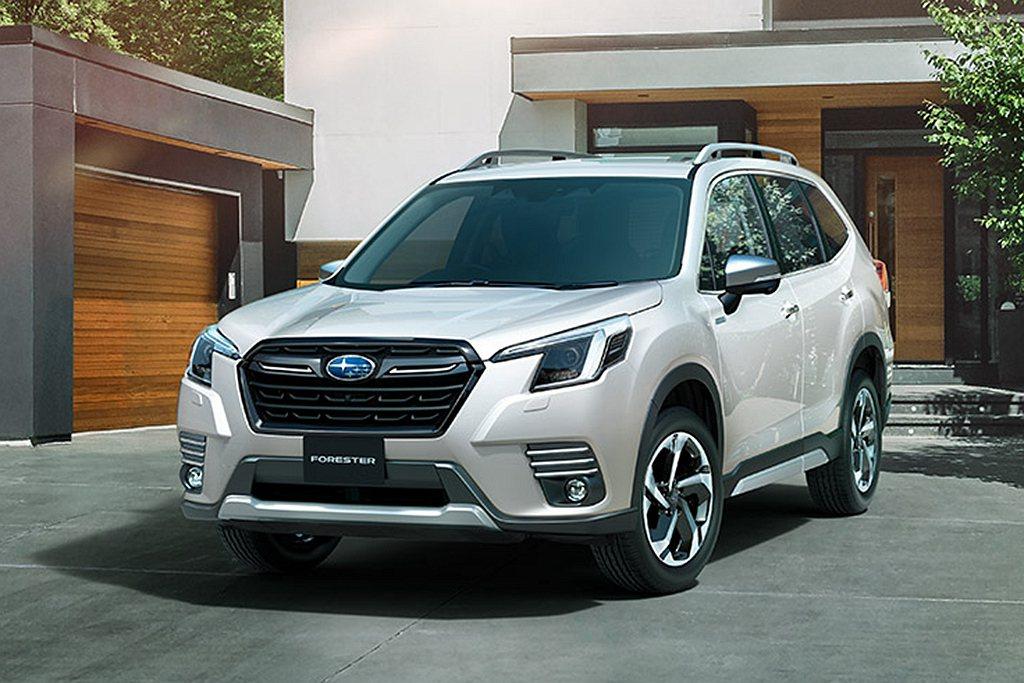 小改款Subaru Forester日本市場公布銷售陣容與當地售價。 圖/Sub...