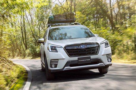 強化操控與舒適性!小改款Subaru Forester日本正式開賣
