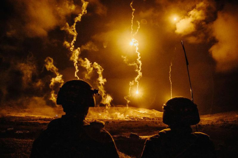 解放軍在上週整整72小時,針對台灣施加龐大軍事壓力,且與美軍嚴重對峙,一般人卻少有知曉其全部內情。 (國防部提供)