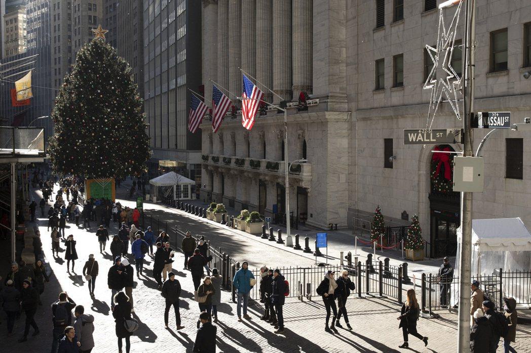 美國金融業獲利持續成長,特別股仍具投資吸引力。(美聯社)