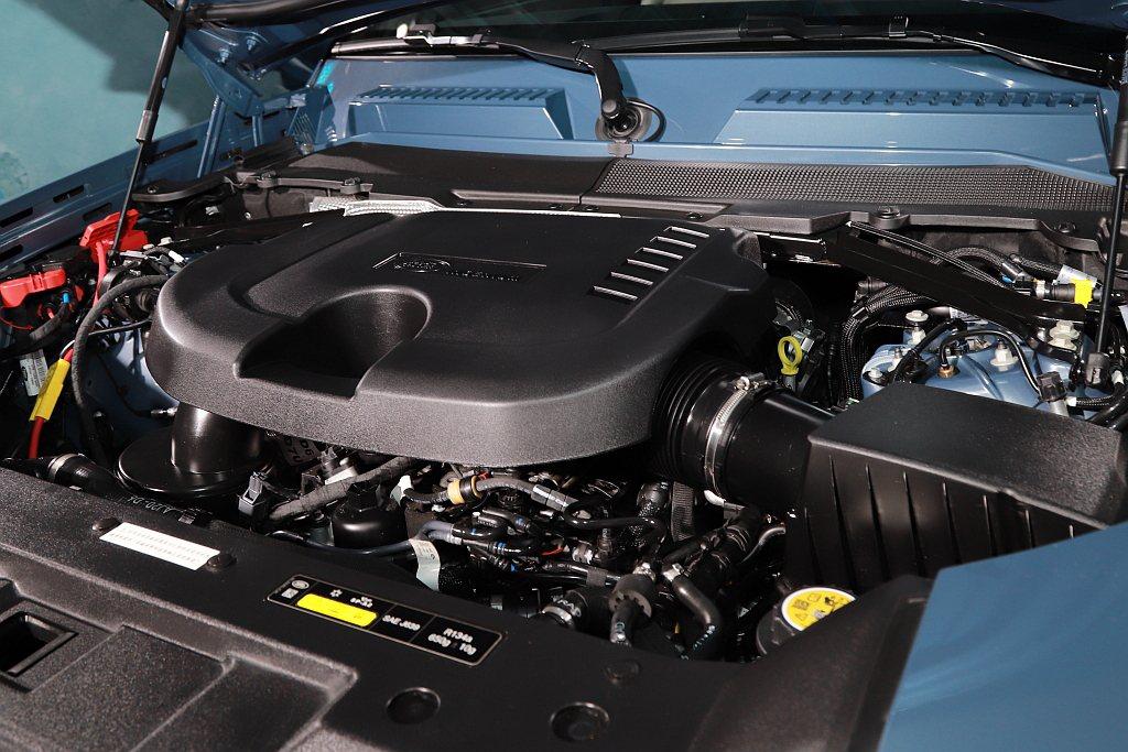 48V MHEV輕油電系統可於車輛起步時驅動皮帶式整合發電機(BiSG)提供最多...