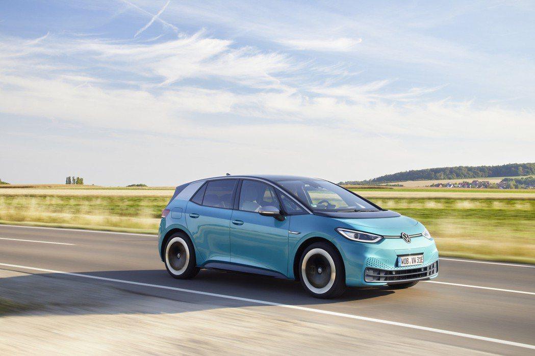 全新Volkswagen ID.1、ID.2價格預計將會落在19,000歐元以內...