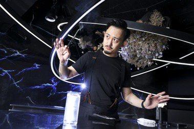 易柏翔在創立Room by Le Kief支初的目標,就是要入選亞洲50大酒吧。記者王聰賢/攝影